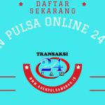 Agen Pulsa Online 24 jam