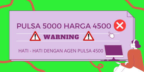 Fakta Agen Pulsa Murah 4500