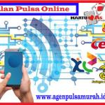Berjualan Pulsa Online
