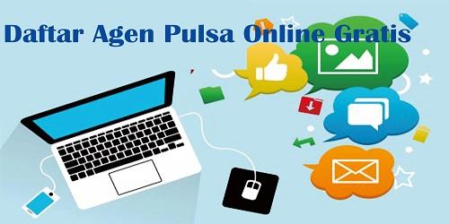daftar agen pulsa online